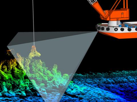 拡張現実を用いた水中可視化システム「Beluga-AR」