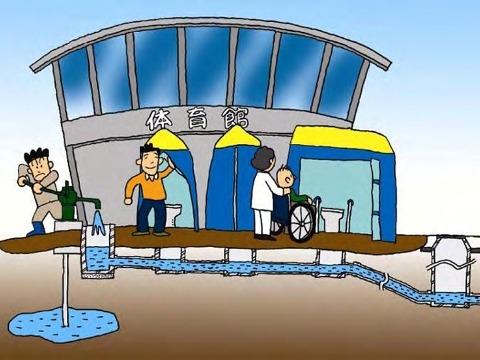 松戸市における下水道地震対策