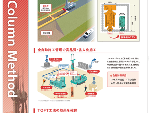 竹中土木のICT技術