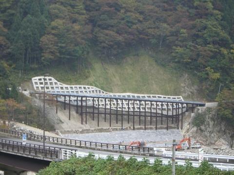 災害に強い道路橋と新補強工法