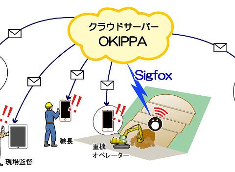 インフラ監視クラウドシステムOKIPPA(オキッパ)