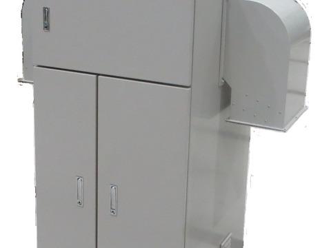 LPガスエンジン式フルパッケージ型全自動発動発電装置(非常用発電装置)