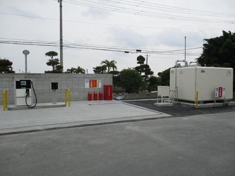 コンボルト型屋外貯蔵タンクシステム